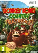 Donkey Kong Country Returns Wii packshot