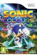 Sonic Colors Wii packshot