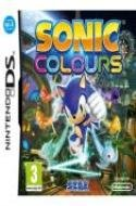 Sonic Colors DS packshot