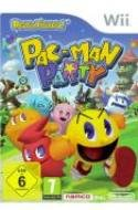 PacMan Party Wii packshot