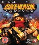 Duke Nukem Forever PS3 packshot
