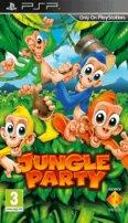 Jungle Party PSP packshot