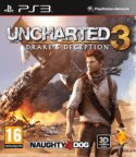 Uncharted 3 PS3 packshot