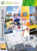 Sega Dreamcast Collection Xbox 360 packshot
