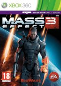 Mass Effect 3 Xbox 360 packshot