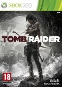 Tomb Raider 2011 Xbox 360 packshot