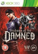 Shadows of the Damned Xbox 360 packshot
