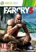 Far Cry 3 Xbox 360 packshot