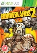 Borderlands 2 Xbox 360 packshot
