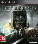 Dishonored PS3 packshot