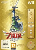 The Legend of Zelda Skyward Sword Limited Edition Wii packshot