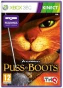 Puss In Boots Xbox 360 packshot