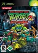 Teenage Mutant Ninja Turtles 2 Xbox packshot