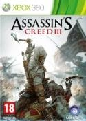Assassins Creed 3 Xbox 360 packshot
