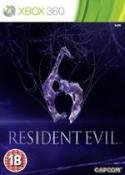 Resident Evil 6 Xbox 360 packshot