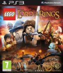 Lego Lord of the Rings PS3 packshot