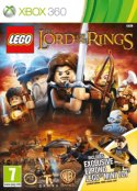 Lego Lord of the Rings Xbox 360 packshot