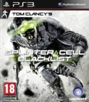 Splinter Cell Blacklist PS3 packshot