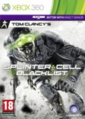 Splinter Cell Blacklist Xbox 360 packshot