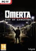 Omerta City of Gangsters PC packshot