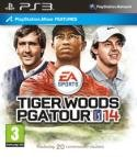 Tiger Woods PGA Tour 14 PS3 packshot