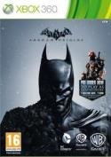 Batman Arkham Origins Xbox 360 packshot