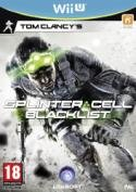 Splinter Cell Blacklist Wii U packshot