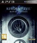 Resident Evil Revelations PS3 packshot