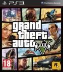 Grand Theft Auto 5 PS3 packshot