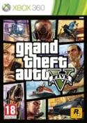 Grand Theft Auto 5 Xbox 360 packshot