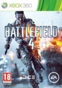 Battlefield 4 Xbox 360 packshot