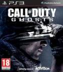Call of Duty Ghosts PS3 packshot