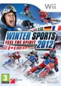 Winter Sports 2012 Wii packshot