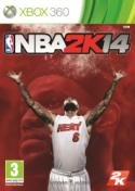 NBA 2K14 Xbox 360 packshot