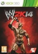 WWE 2K14 Xbox 360 packshot