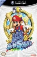 Super Mario Sunshine Gamecube packshot