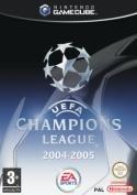 UEFA Champions League 2004 2005 Gamecube packshot