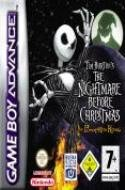 Tim Burtons The Nightmare Before Christmas GBA packshot
