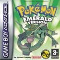 Pokemon Emerald GBA packshot